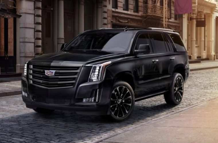 40 The Best 2019 Cadillac Ext First Drive