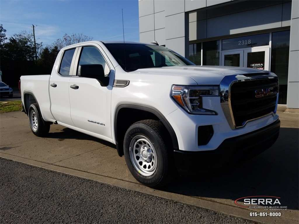40 The Best 2019 GMC Sierra 1500 Redesign And Review