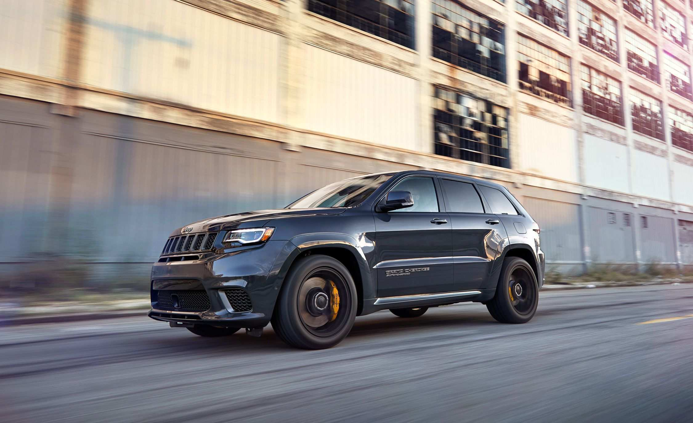 40 The Best 2019 Grand Cherokee Srt Hellcat Price Design And Review