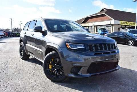 40 The Best 2019 Jeep Grand Cherokee Trackhawk Picture