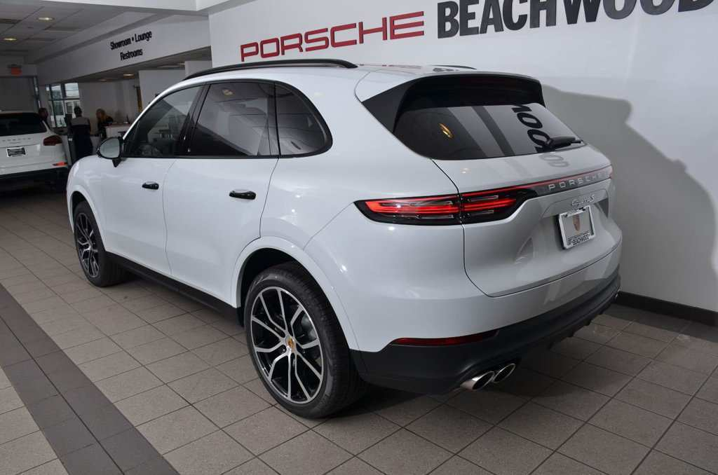 40 The Best 2019 Porsche Cayenne Performance