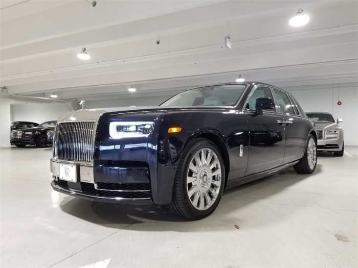 40 The Best 2019 Rolls Royce Phantoms Exterior And Interior