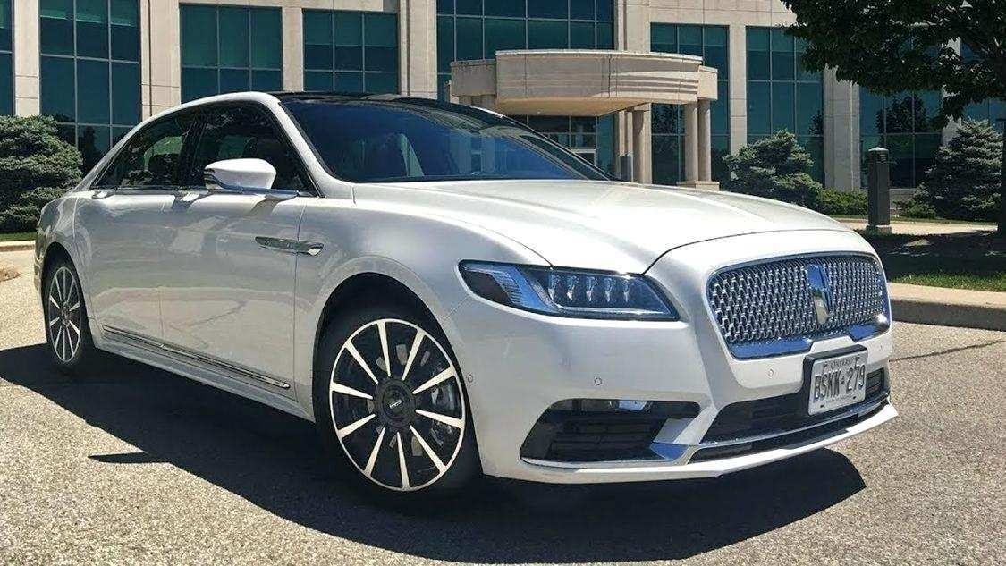 40 The Best 2019 Spy Shots Lincoln Mkz Sedan Pricing