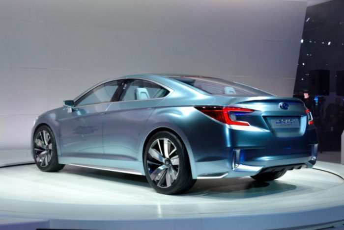 40 The Best 2019 Subaru Legacy Turbo Gt Price And Release Date