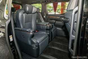 40 The Best 2019 Toyota Alphard Performance And New Engine