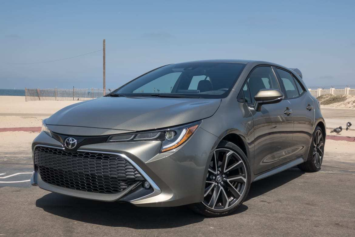 40 The Best 2019 Toyota Corolla Hatchback Configurations