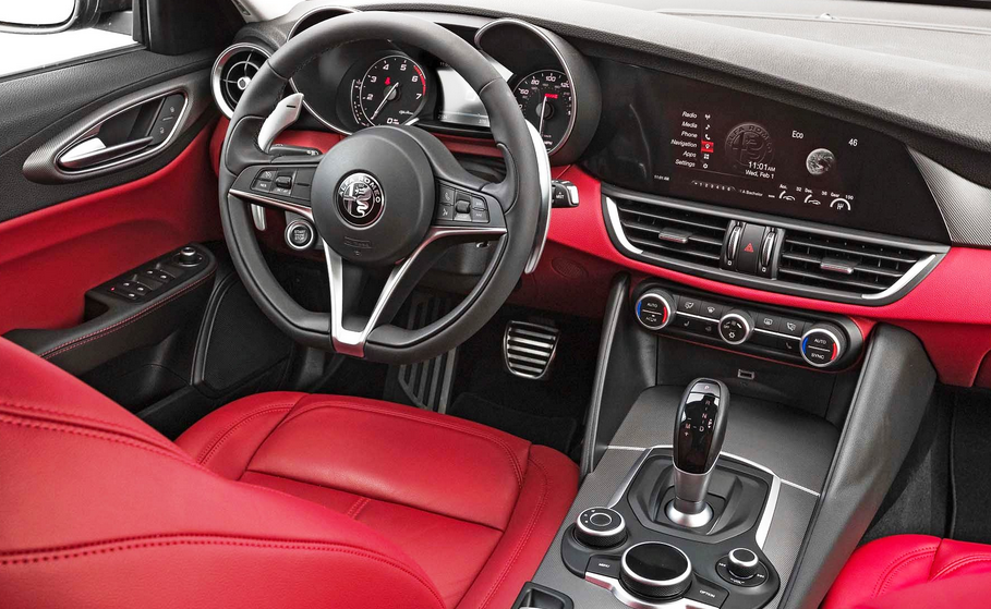 40 The Best 2020 Alfa Romeo Giulia Interior