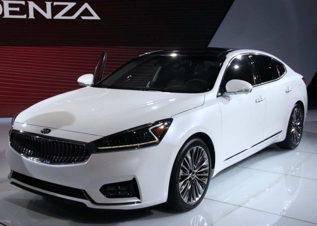 40 The Best 2020 All Kia Cadenza Concept And Review