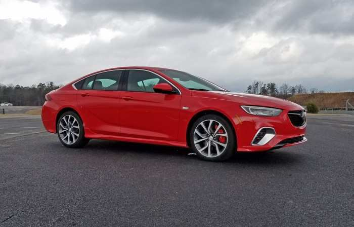 40 The Best 2020 Buick Regal Gs Coupe Spy Shoot