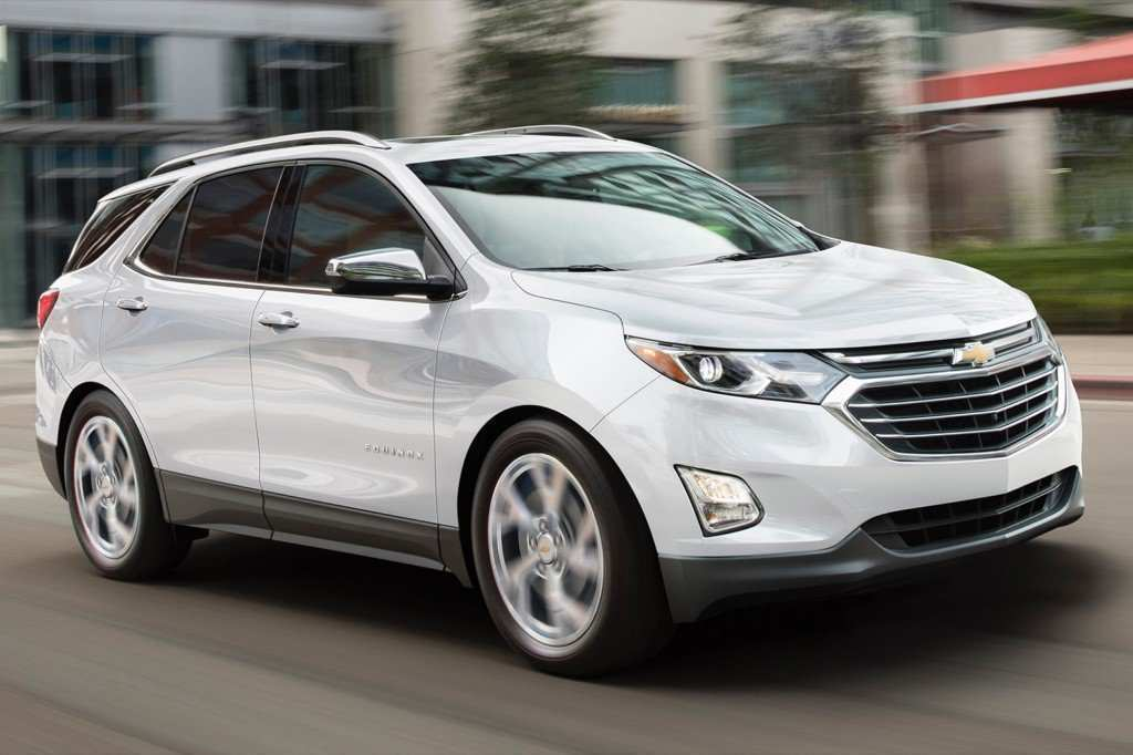 40 The Best 2020 Chevy Equinox Concept