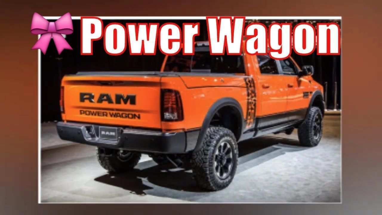 40 The Best 2020 Dodge Power Wagon Interior