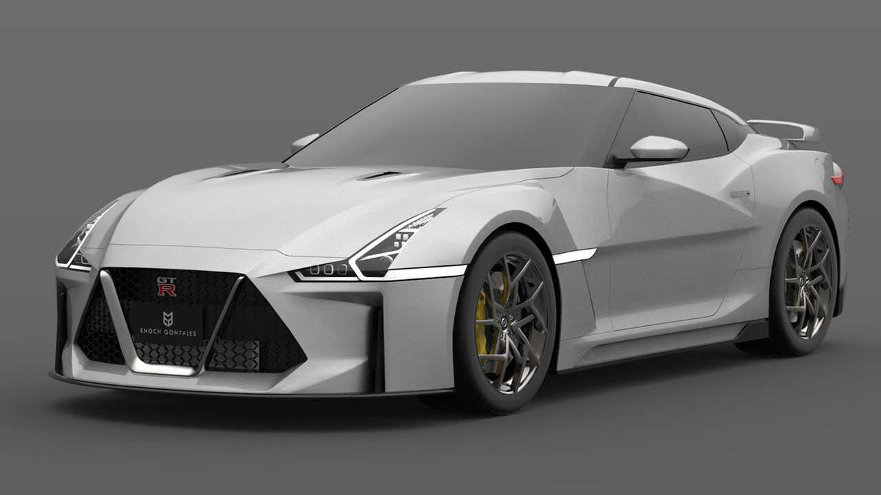 40 The Best 2020 Nissan GT R Research New