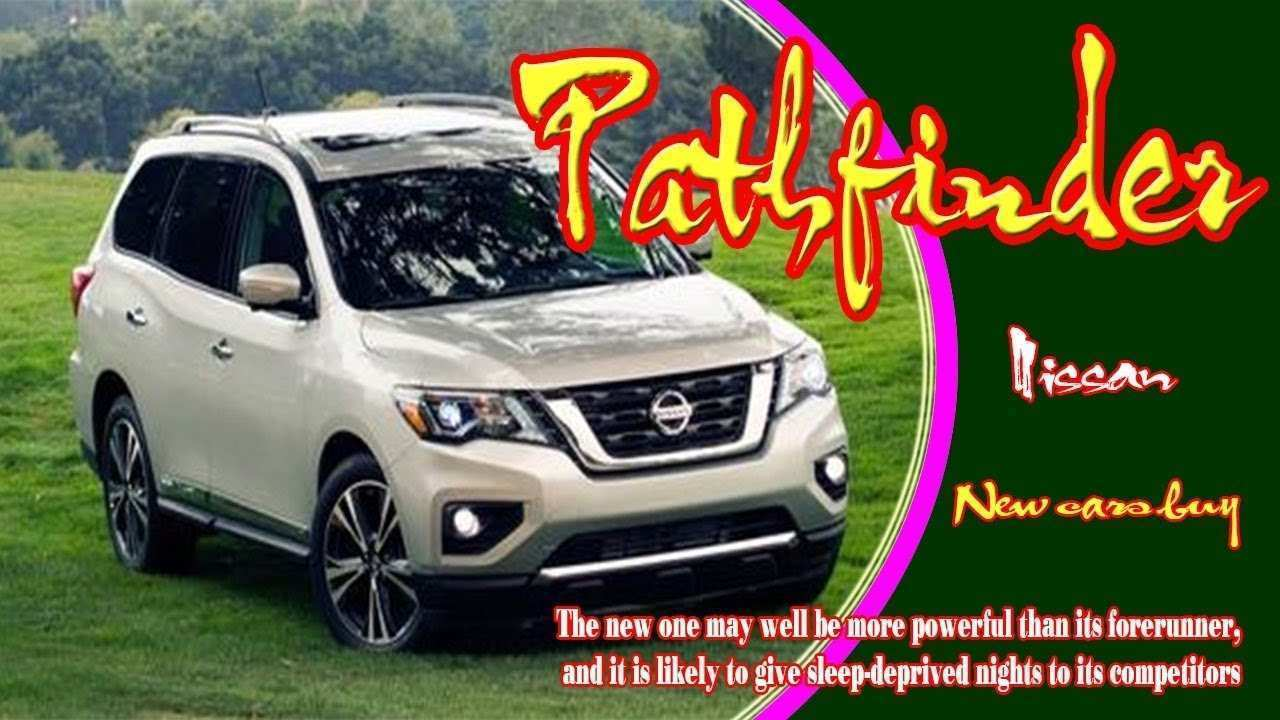 40 The Best 2020 Nissan Pathfinder Hybrid Style