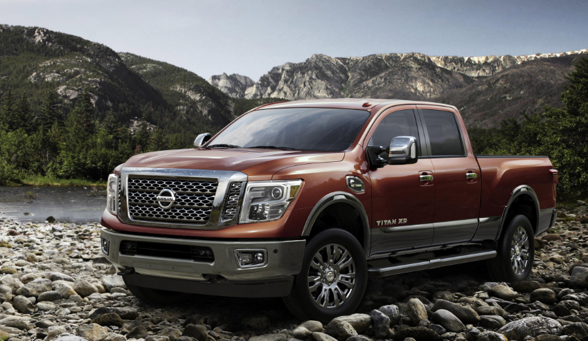 40 The Best 2020 Nissan Titan Diesel Concept
