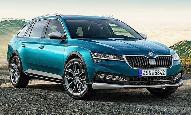 40 The Best 2020 Skoda Scout Pictures