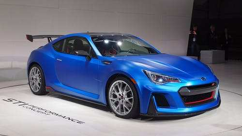 40 The Best 2020 Subaru Brz Sti Turbo Spy Shoot