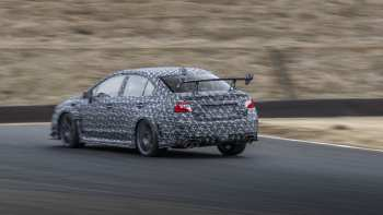 40 The Best 2020 Subaru WRX STI Concept And Review