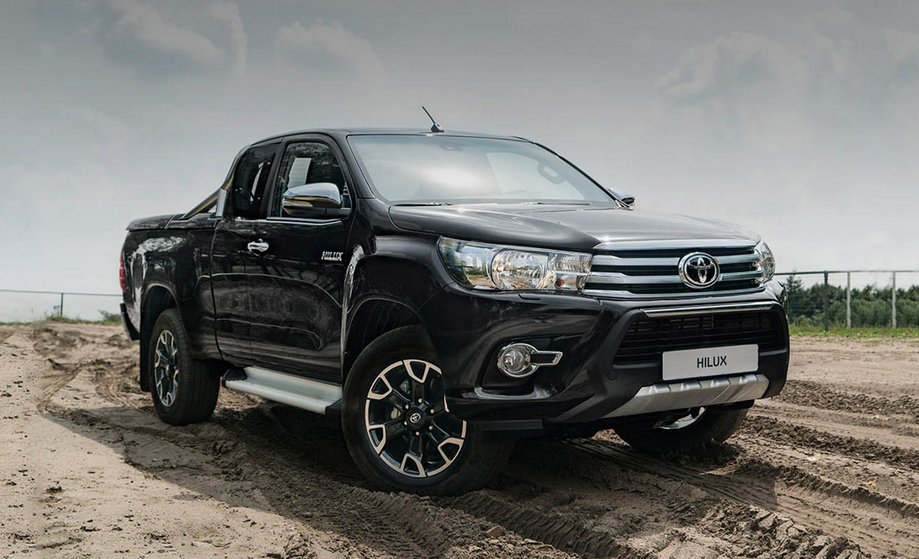 40 The Best 2020 Toyota Hilux Configurations