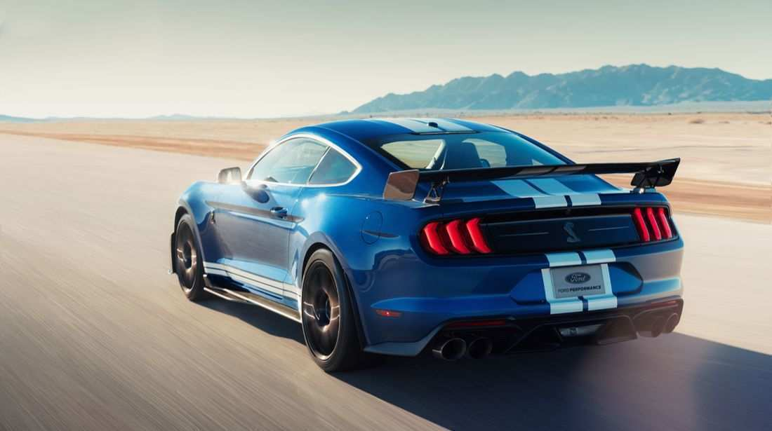 40 The Best Ford Gt500 Shelby 2020 Interior