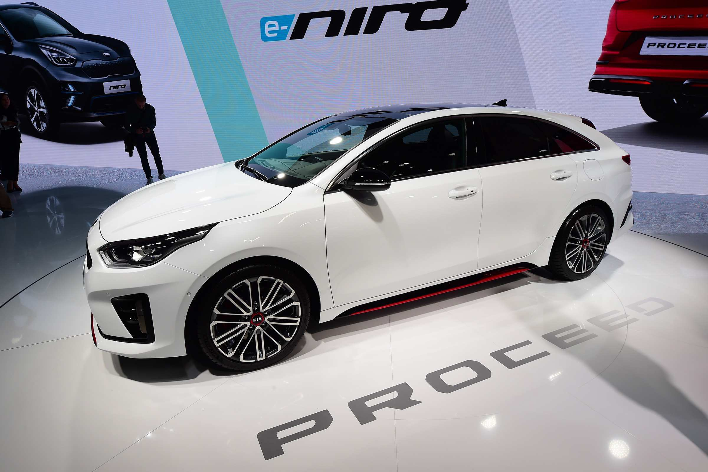 40 The Best Kia Pro Ceed Gt 2019 Pictures