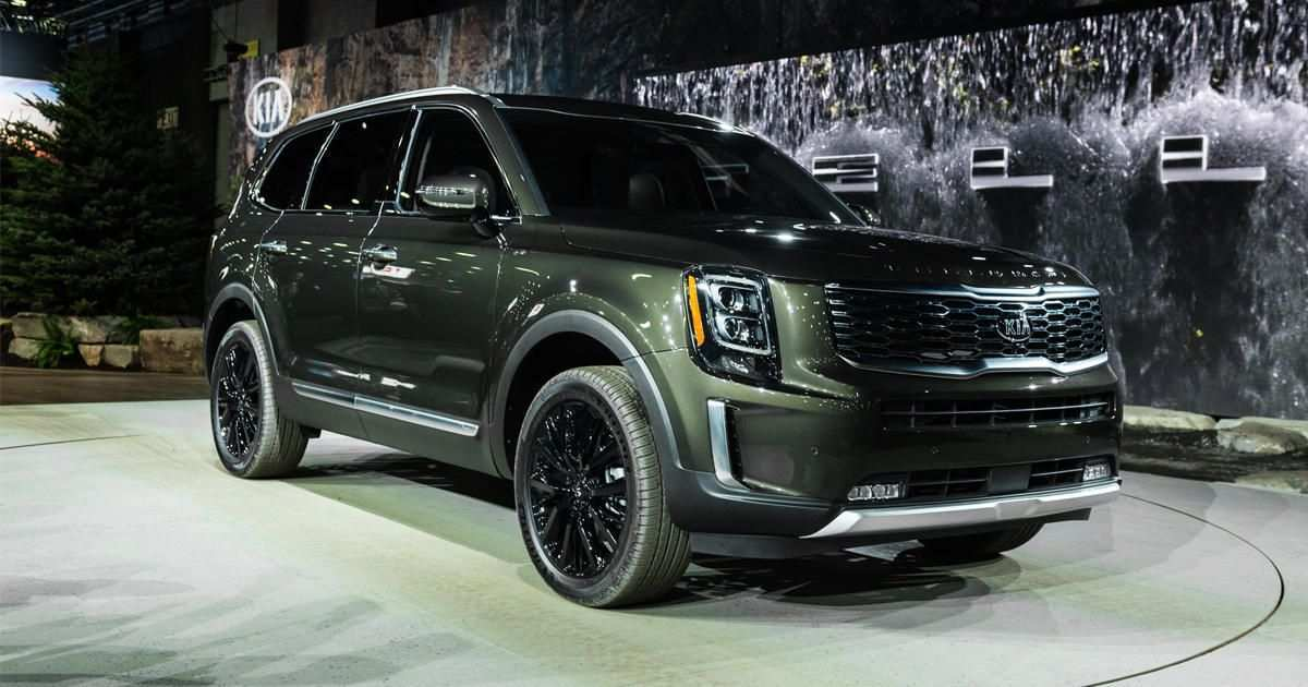 40 The Best Kia Telluride 2020 Specs Price Design And Review
