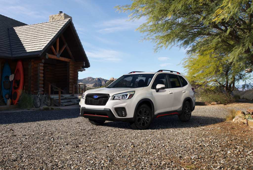 40 The Best Subaru Forester 2019 News Spy Shoot
