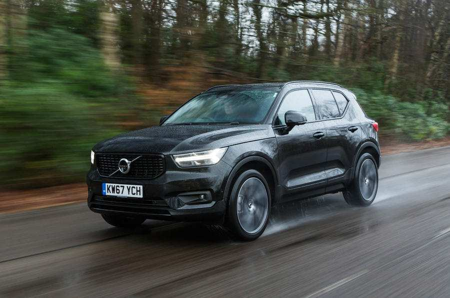 40 The Best Volvo 2019 Xc40 Review Style