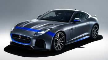 40 The Jaguar Svr 2019 Concept And Review