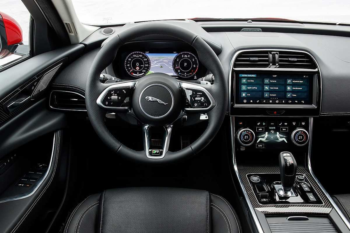 40 The Jaguar Xe 2019 Interior Release Date