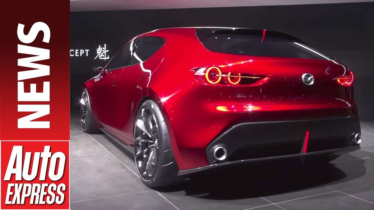 40 The Mazda Kai 2019 Release Date And Concept