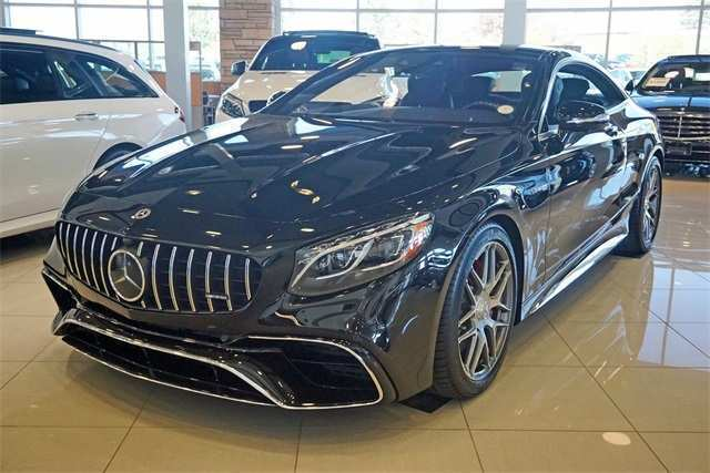 40 The Mercedes S Class Coupe 2019 Exterior