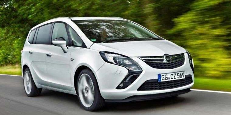 40 The Opel Zafira Modell 2020 Research New