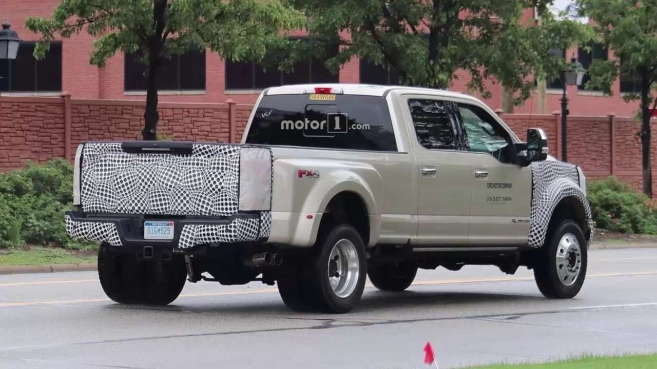 40 The Spy Shots Ford F350 Diesel History