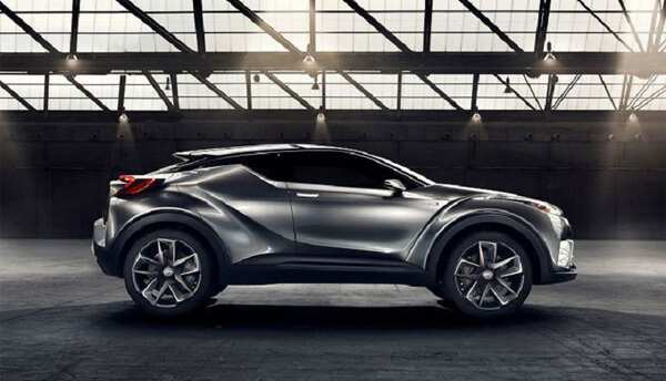40 The Toyota Chr 2020 Redesign