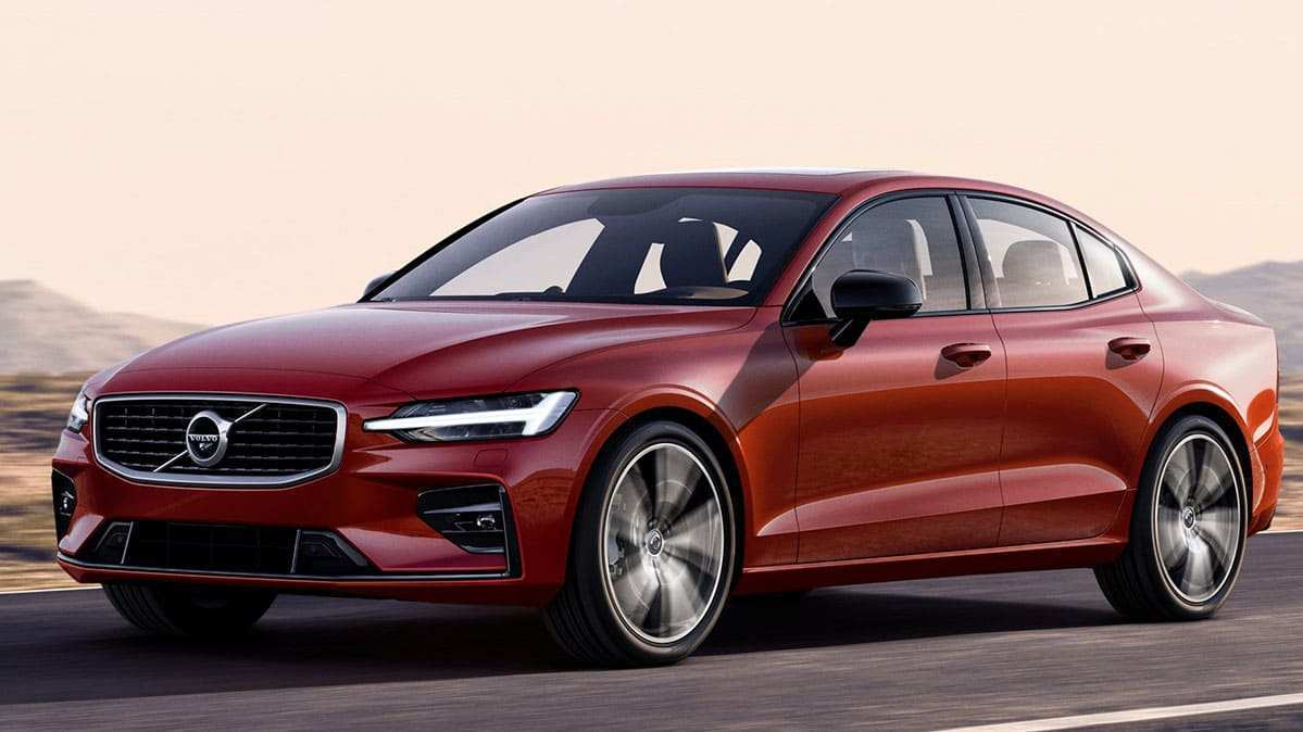 40 The Volvo S60 2019 Speed Test