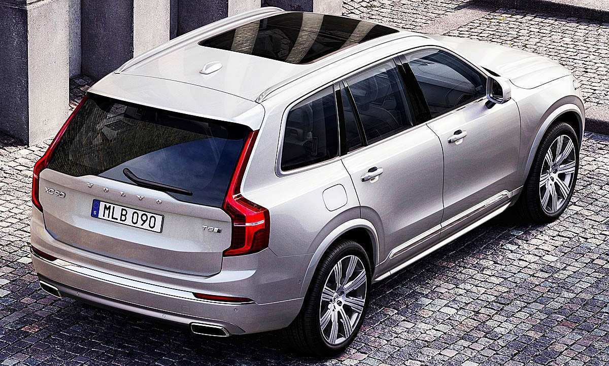 40 The Volvo Xc90 Facelift 2019 Pricing