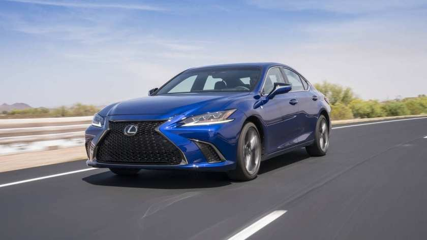 40 The When Lexus 2019 Come Out Photos