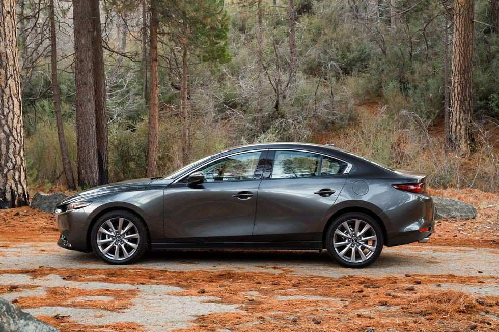 40 The Xe Mazda 3 2019 Review