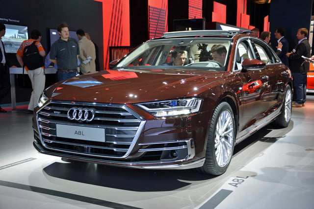 41 A 2019 Audi A8 L In Usa New Model And Performance