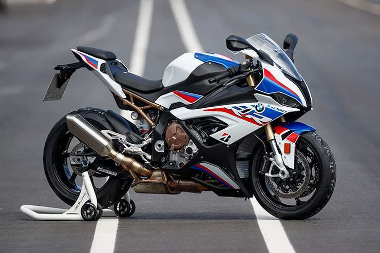 41 A 2019 BMW S1000Rr Style