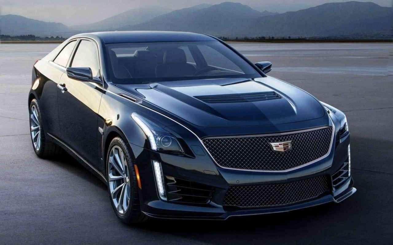 41 A 2019 Cadillac Cts V Coupe Picture