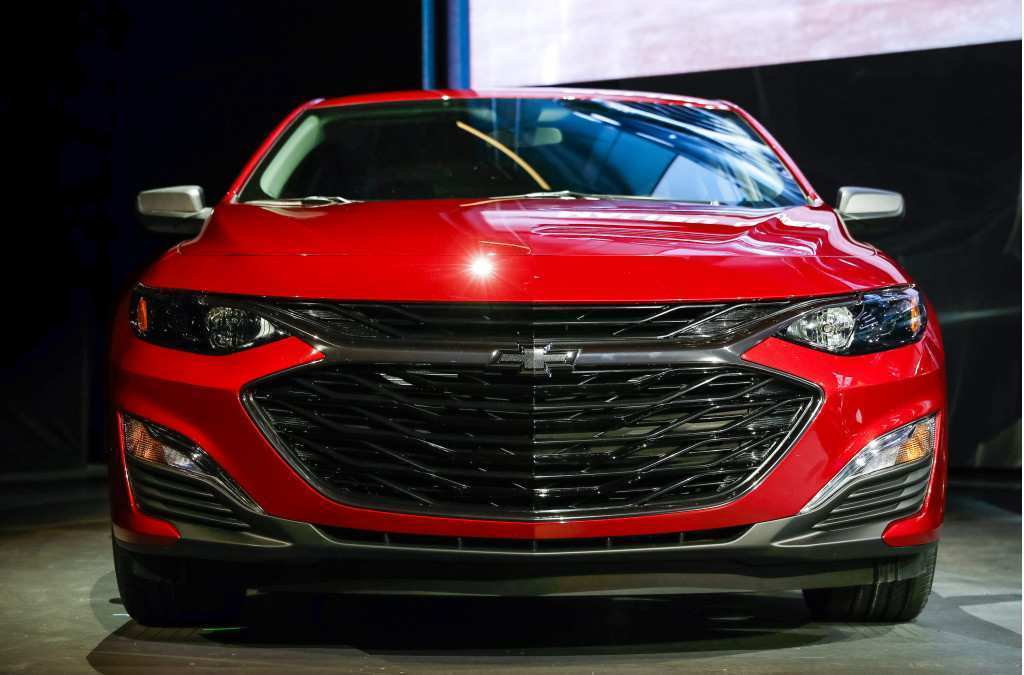 41 A 2019 Chevy Malibu Ss Picture