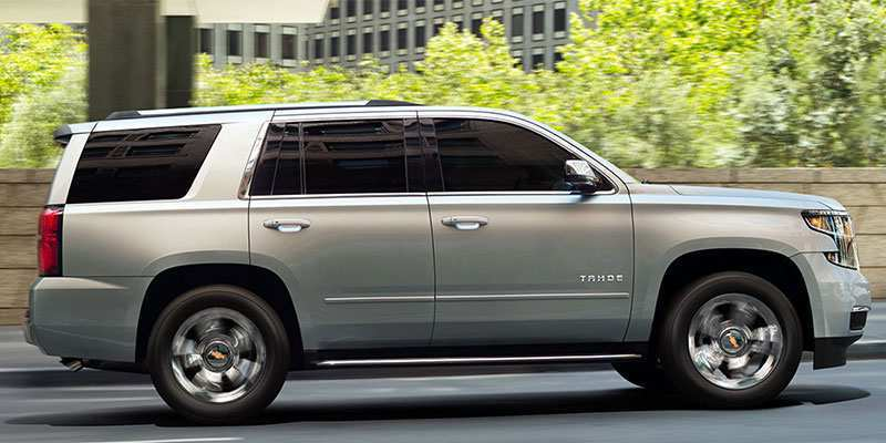 41 A 2019 Chevy Tahoe Review And Release Date