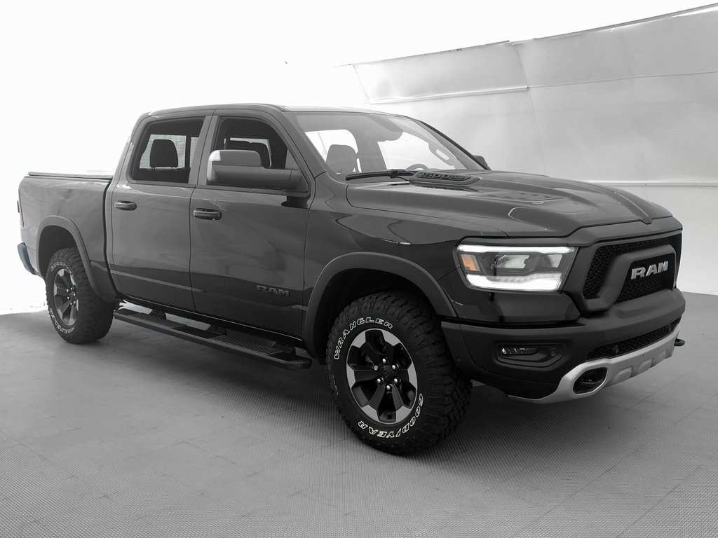41 A 2019 Dodge Ram 1500 Spesification