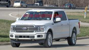 41 A 2019 Ford 150 Reviews