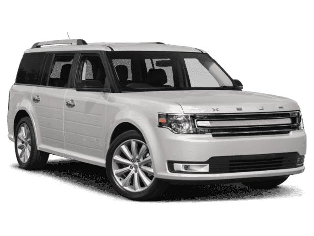 41 A 2019 Ford Flex Spy Shoot