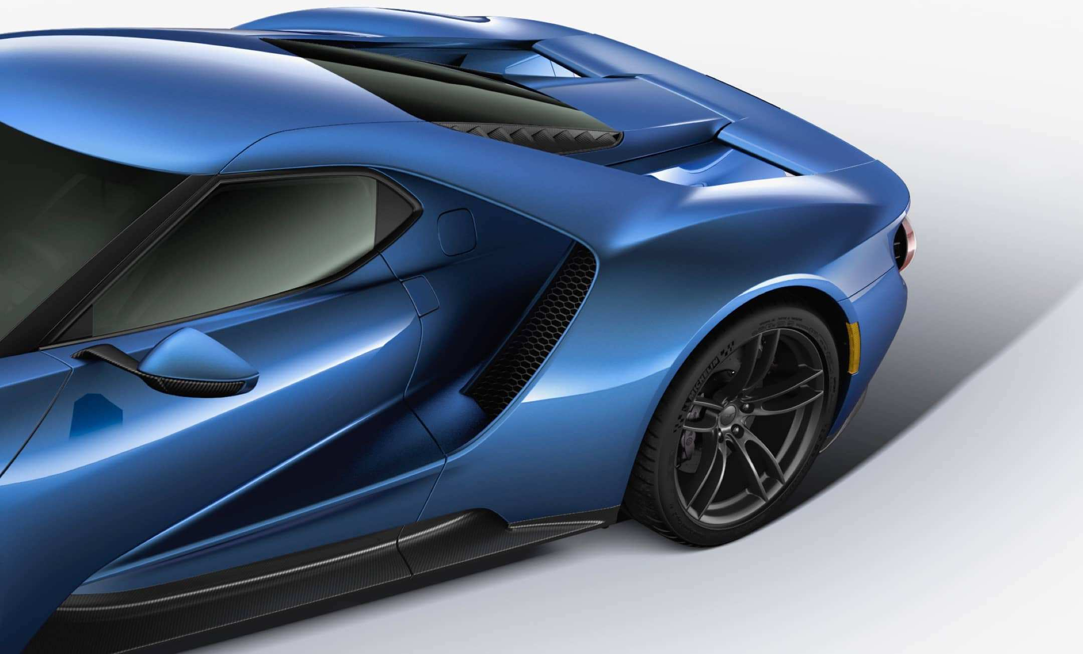 41 A 2019 Ford Gt Supercar History