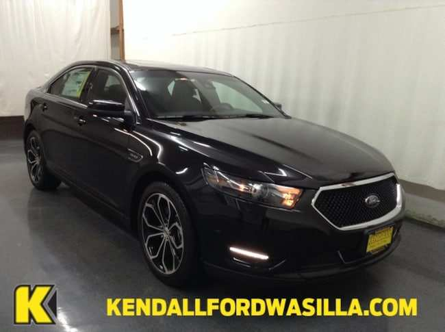41 A 2019 Ford Taurus Sho Configurations