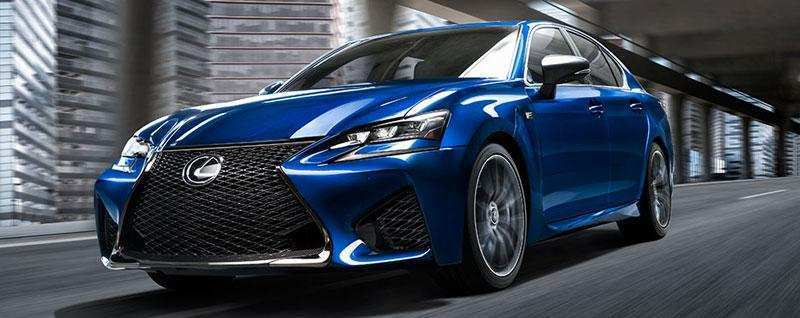 41 A 2019 Lexus GS F New Model And Performance