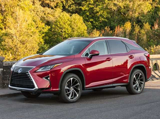 41 A 2019 Lexus TX Performance And New Engine